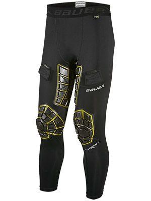 ba107db17ad Bauer performance apparel - Protective Base Layer   G-form   Flexorb    Goalie Pant