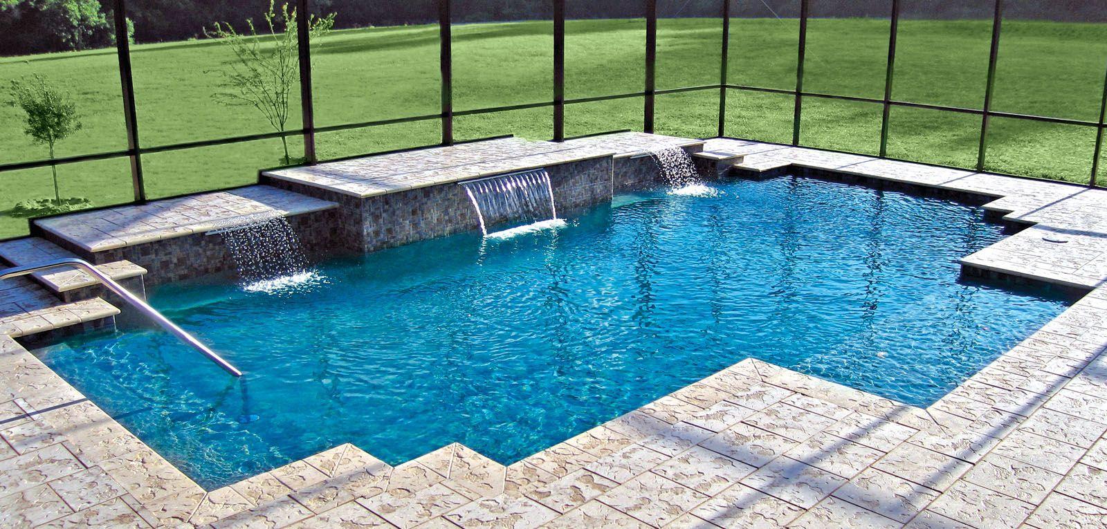 Geometric Pool Photos | Pinterest | Swimming pools, Spa and Garden