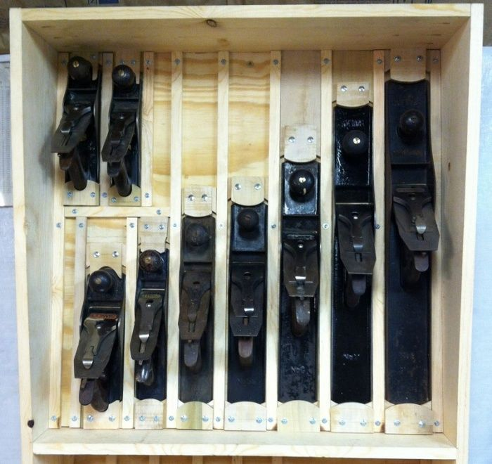 Image Result For Hand Plane Storage Wall Storage