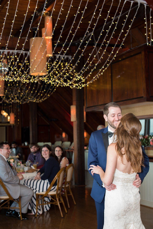 Wedding venues in virginia beach va  Natalie u Eric Attic at Watermans Wedding  Hampton Roads Wedding