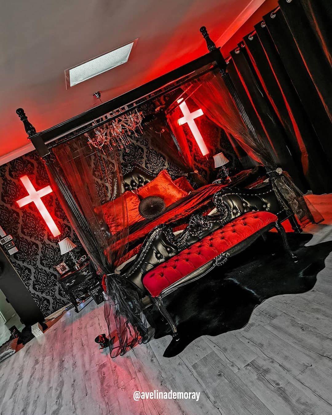 Goth Decor On Instagram Goals Repost Avelinademoray