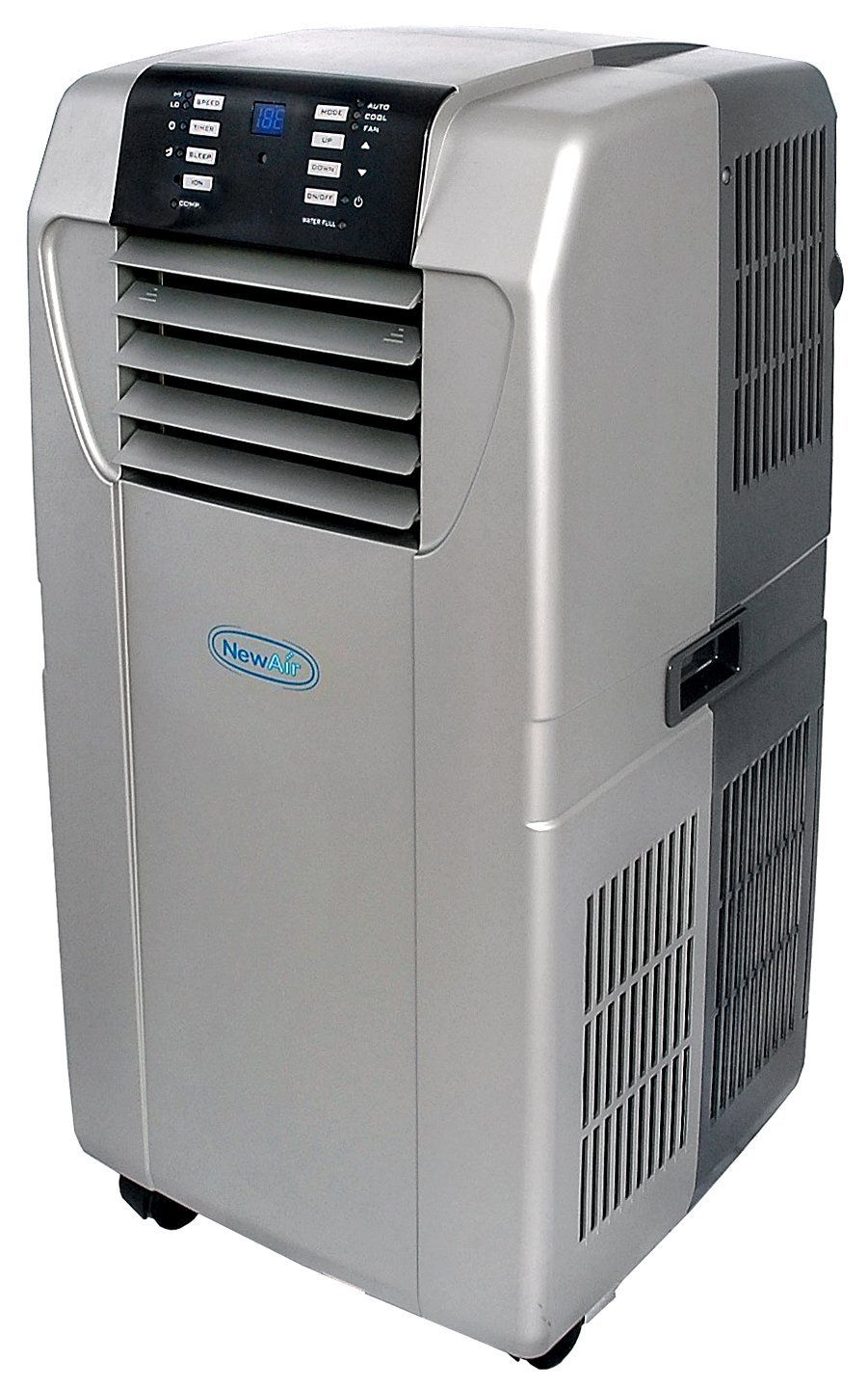 NewAir AC12000H 12,000 BTU Heat Pump Portable Air
