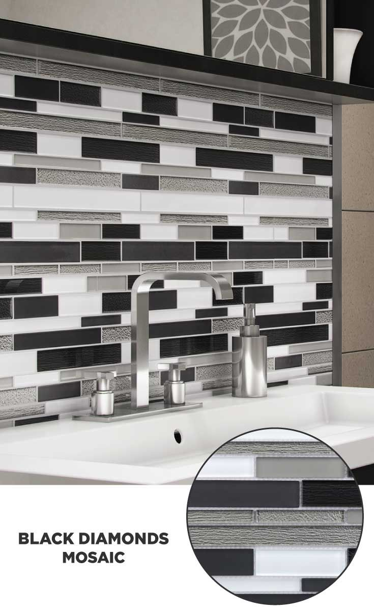 tile #lowes #mosaics #glassmosaics #backsplash CHIGLABPBD0103 ...