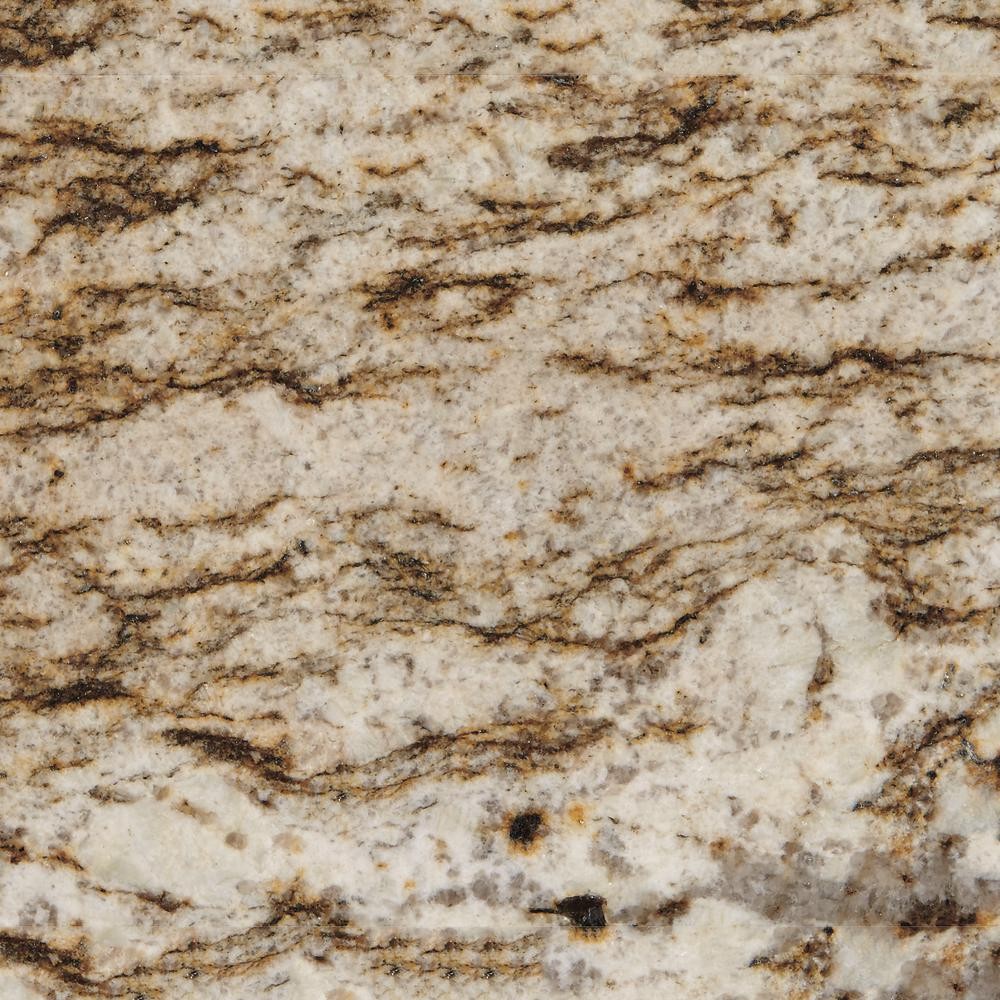 Stonemark 3 In X 3 In Granite Countertop Sample In Bianco Lucre Dt G203 The Home Depot Kitchen Remodel Countertops Kitchen Countertops Countertops