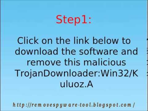 If you are having difficulty in removing TrojanDownloader:Win32/Kuluoz.A from the system then TrojanDownloader:Win32/Kuluoz.A Removal Tool is available to solve your problems. It uses powerful mechanism to scan the PC internally. Go through the post to get more information about the software.