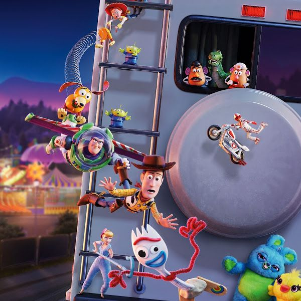 Toy Story 4, Characters, 8K,7680x4320, Wallpaper Toys