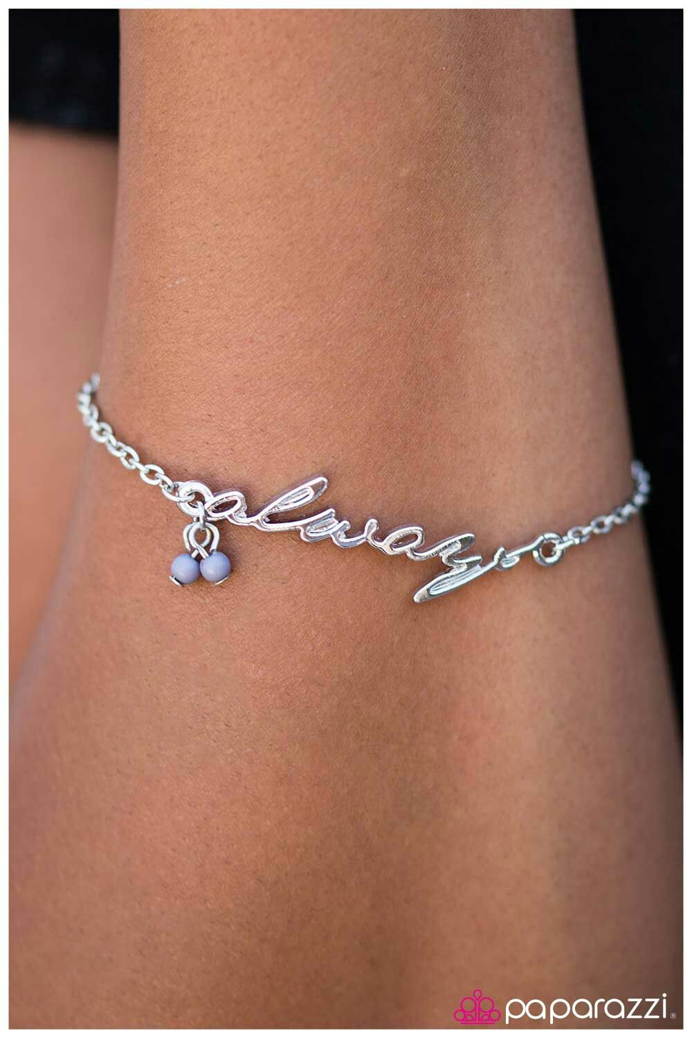 This I Promise You Silver Bracelet 5 00 Paparazzi Jewelry