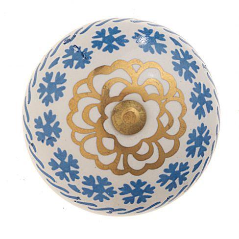 Decorative Ceramic Drawer Pull