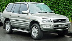 Toyota Rav4 Wikipedia The Free Encyclopedia Rav4 Toyota Rav4 Toyota