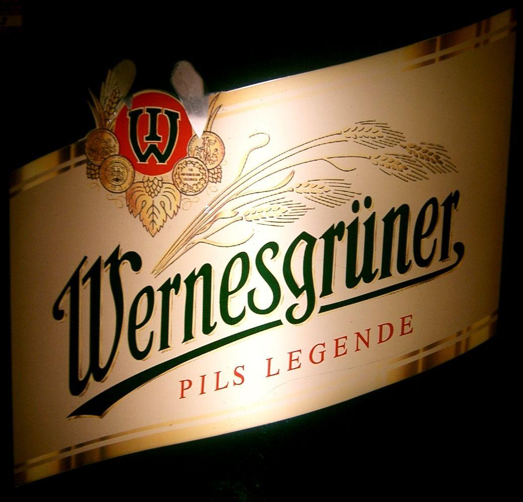 Wernesgruner German Beer German beer, Craft beer, Beer