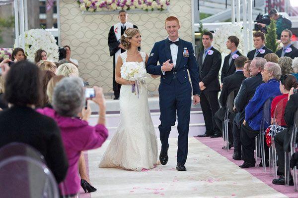 Lilly Pulitzer Resort Wedding Dresses Military Wedding