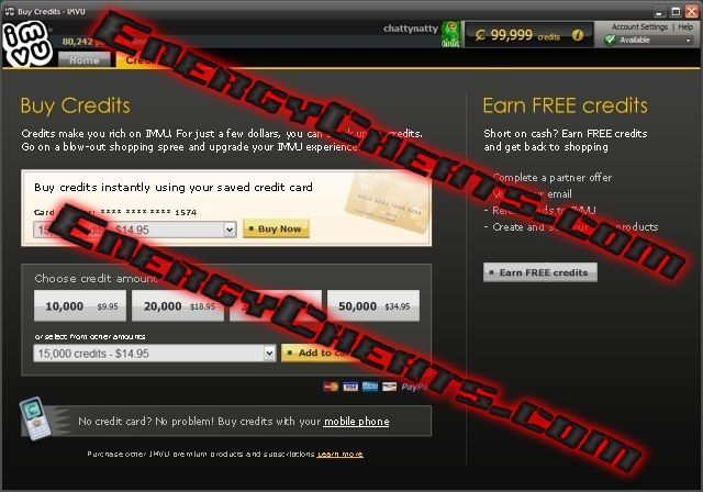 IMVU Hack and Cheats [Free Credits] | Projects to Try | Imvu