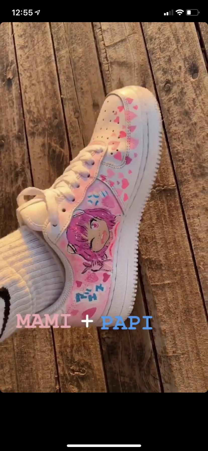 Pin by Jazmin Sanchez on fashion. Nike air force sneaker