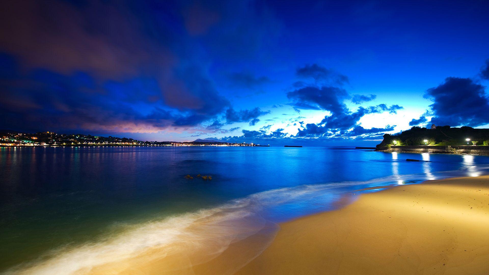 Hd Beach Wallpapers 1080p Wallpaper Hd Wallpaper Background Beach Wallpaper Scenic Wallpaper Ocean Wallpaper