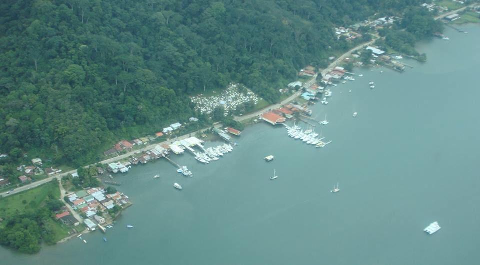 Golfito, #CostaRica - http://ticotimes.com/costa-rica/golfito-banana-republic-ecotourism-golfo-duce