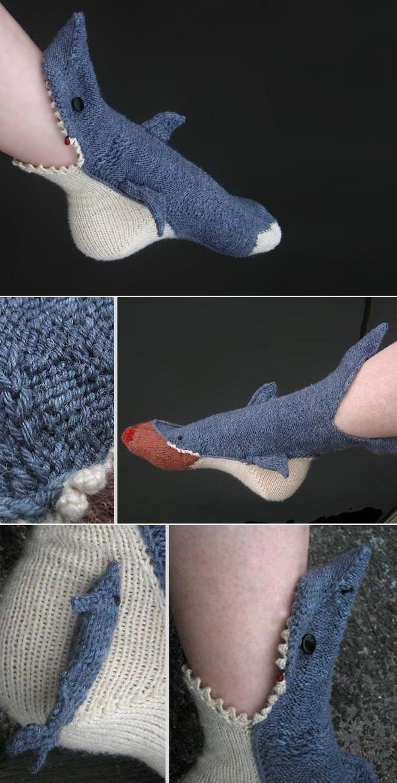 Shark Slipper Socks Shark Slippers Shark And Socks