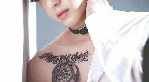 bf07b695c6197 18 idols with impressive tattoos | SBS PopAsia