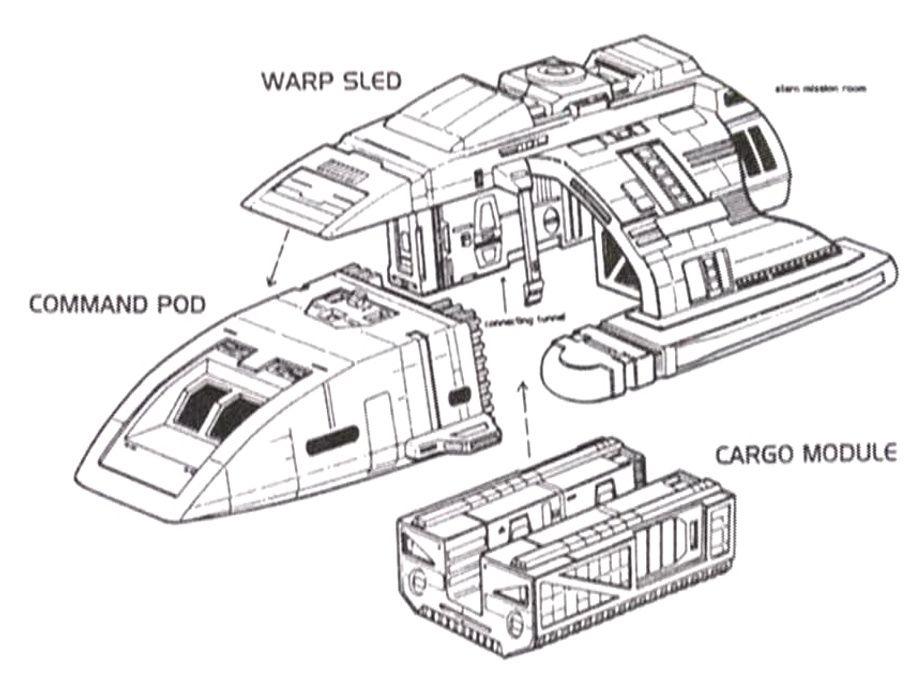 modular design of the danube