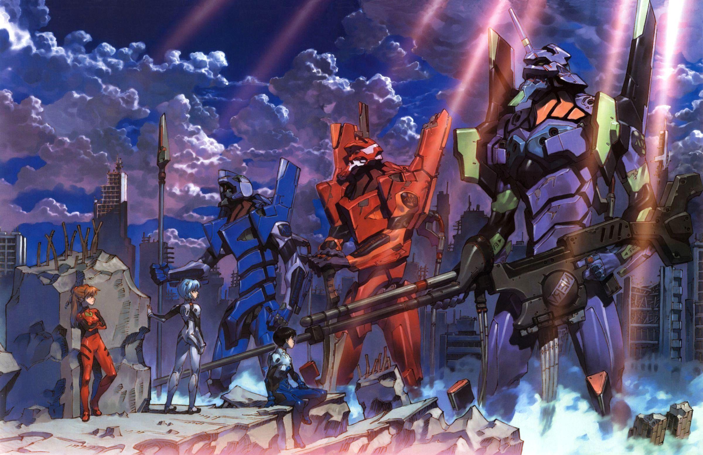 Evangelion Wallpaper 4k Pc Trick En 2020 Neon Genesis Evangelion Evangelion Wallpaper Neogenesis Evangelion