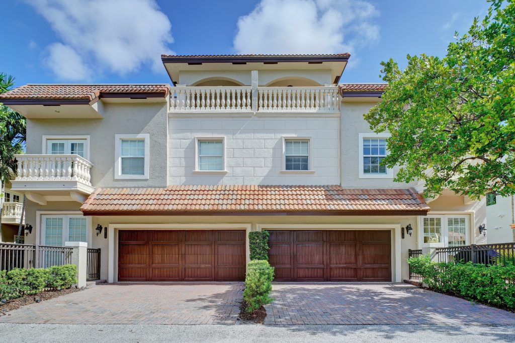 2618 Ne 14th St Fort Lauderdale Fl Townhouse In The Bayview