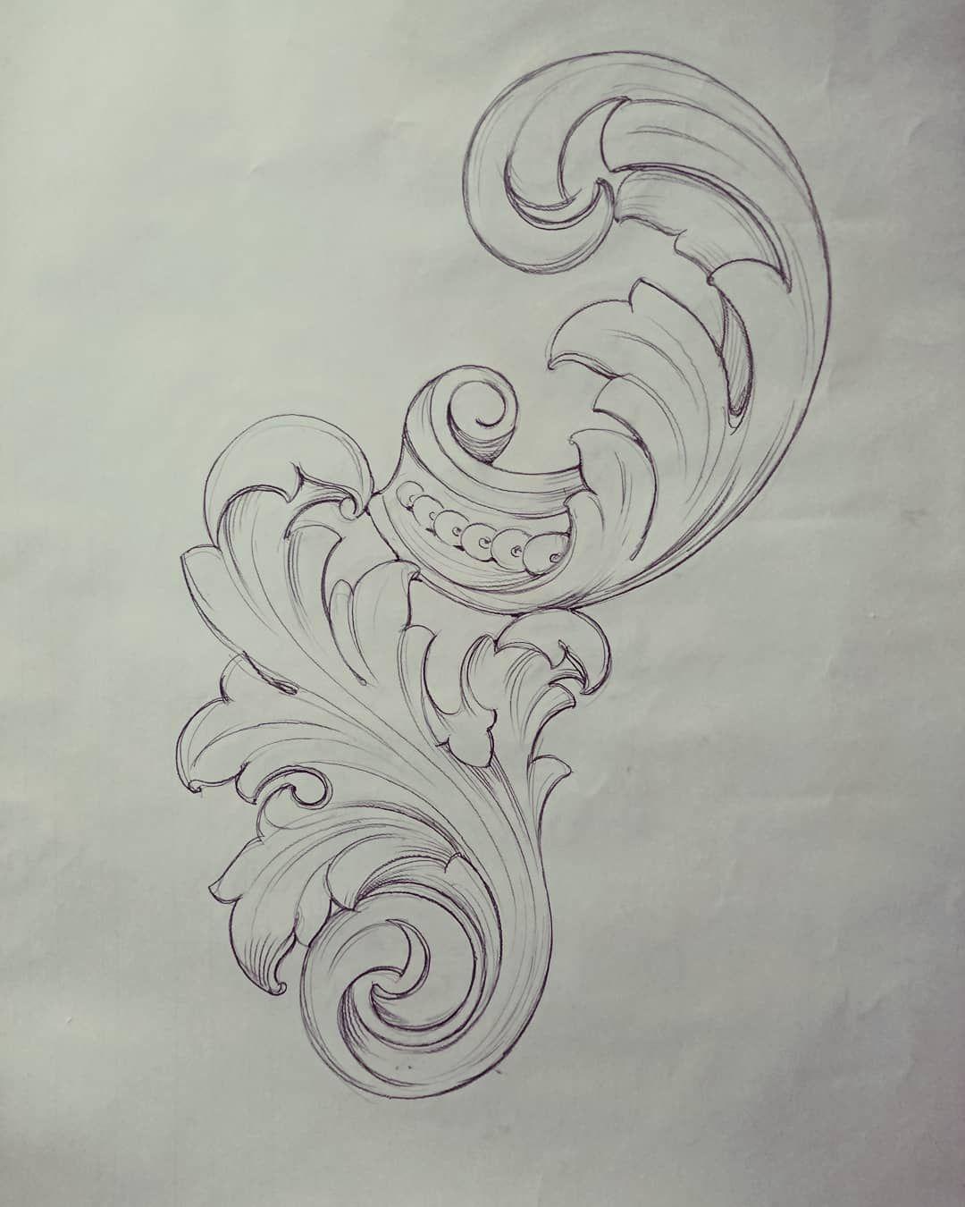 Auf Barock Bleistift Instagram Sergey Sevostyanov Skizzen Bleistift Auf Barock Bleistift Instagram Sergey Zeichenkunst Kunst Filigrane Tatowierung