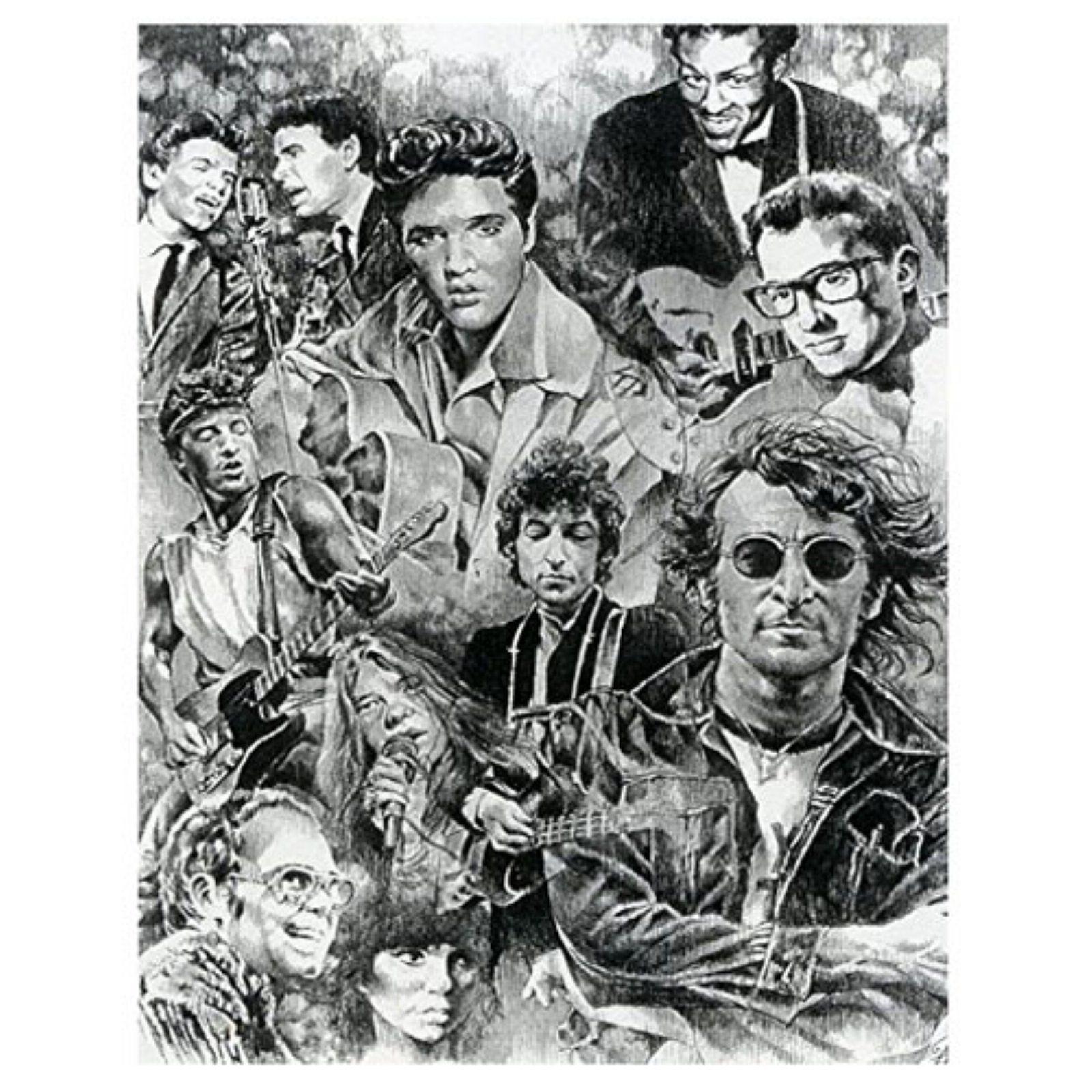 Buyartforless Music Legends Wall Art In 2020 Posters Art Prints Art Art Prints