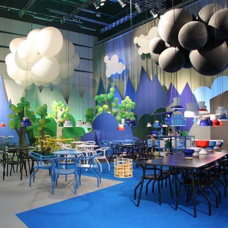Design Bar by Jonas Wagell at Stockholm Furniture Fair