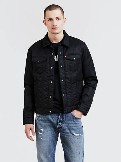 590fa318a Levi's Thermore Trucker Jacket in 2019 | Products | Jackets, Mens ...