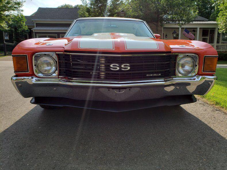 1972 Chevrolet Chevelle Custom For Sale AllCollectorCars