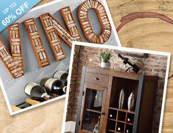 Spoil your favorite wine connoisseur with this chic collection of glasses, decanters, wine racks, and cheese boards for the ultimate holiday gift. Put together a gift basket with fun touches like wine wall art and a fancy corkscrew, or go all out with a serving cart or wine refrigerator.