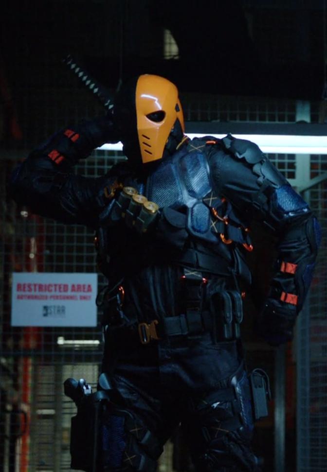 Arrow - Season 2 - Ep. 19 - Deathstroke | (Dc brought to ...