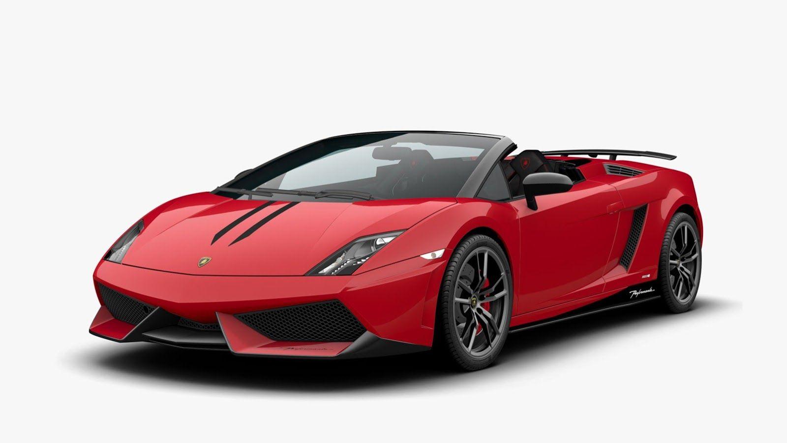 Lamborghini Gallardo LP 570 4   Red Color