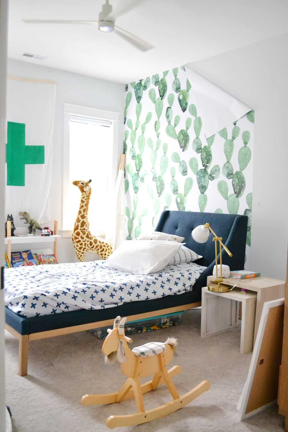Does Removable Wallpaper Damage Paint In 2020 Wallpaper Living Room Cute Room Decor Room Decor Bedroom