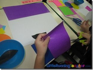 Painting with Scissors like Henry Matisse