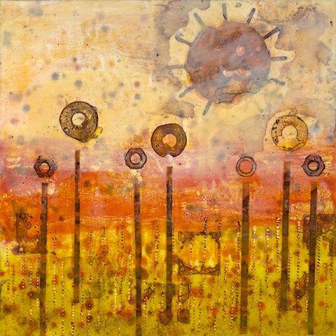 Pam Nichols, Artist