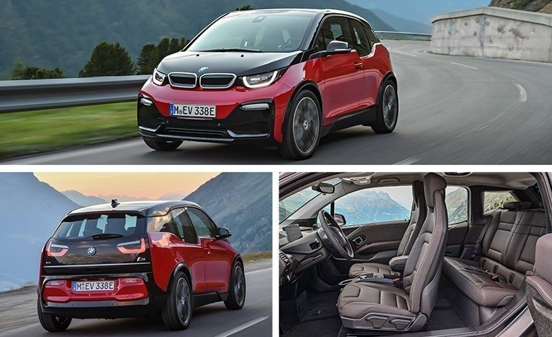 BMWs Distinctive I3 Electric Vehicle Adds A Sport Model And More Driver Oriented Suspension Tuning