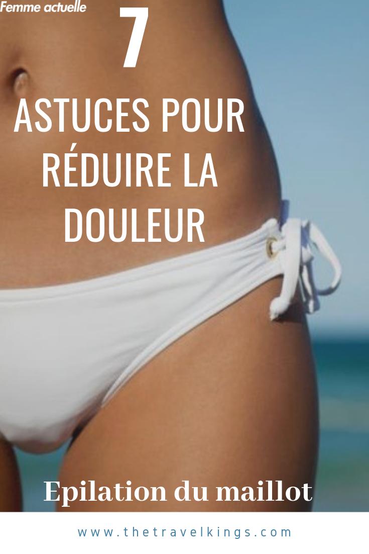 Comment Ne Pas Avoir De Bouton Apres Rasage Maillot