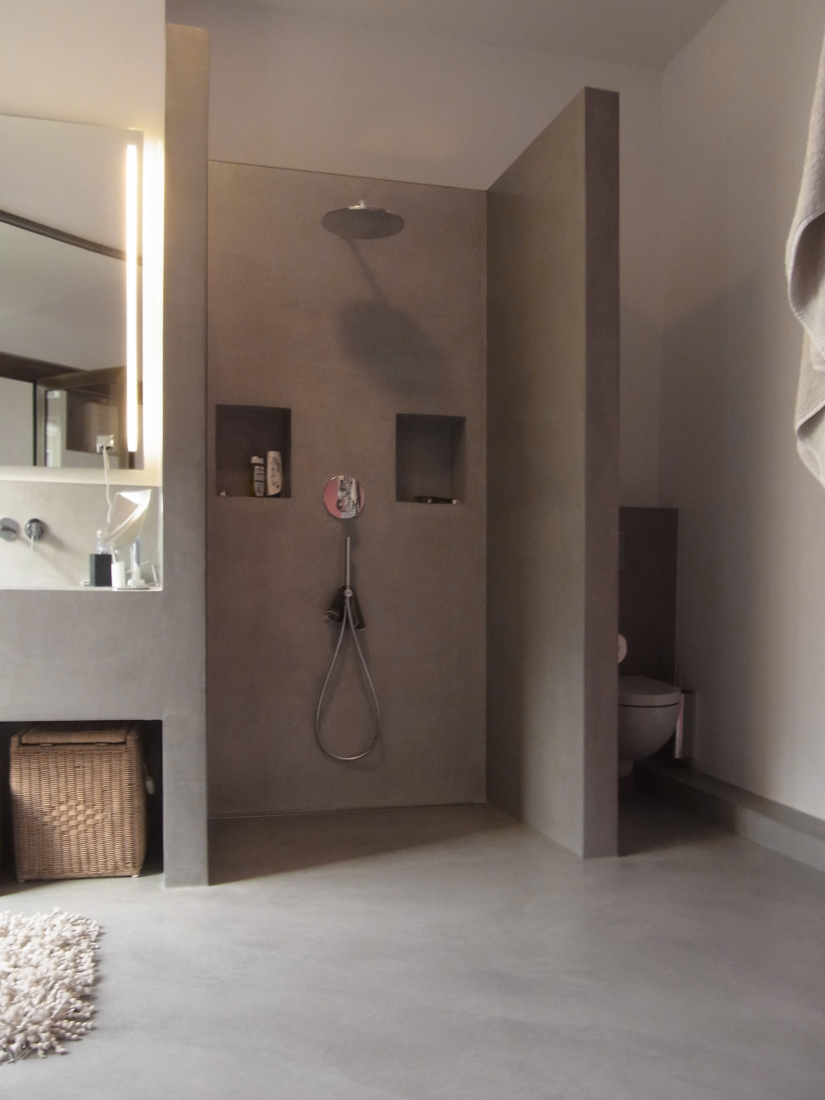 Moderne Badezimmer Design Master Bathroom Apartment Conversion Schöneberg Berlin バス