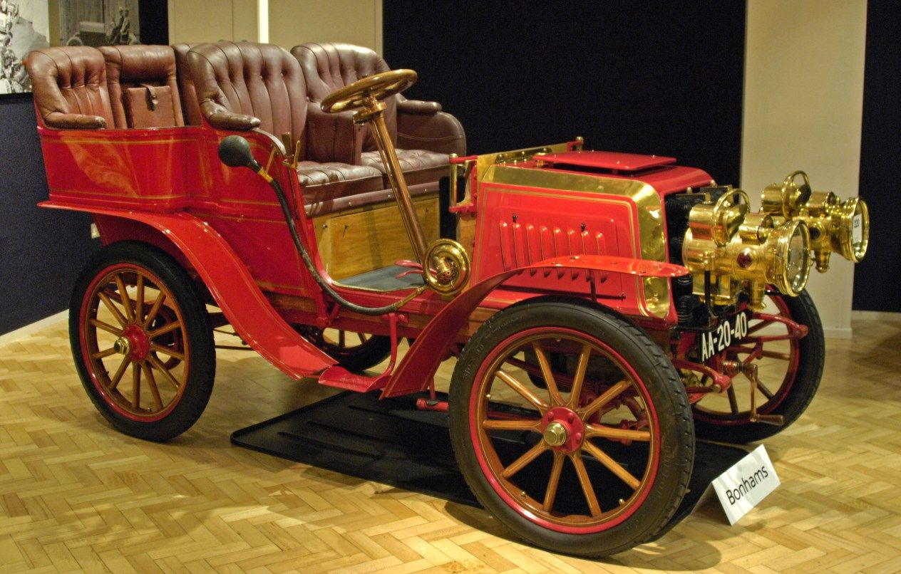 1903 Darracq 12HP Twin-Cylinder Rear-Entrance | Cars | Pinterest ...