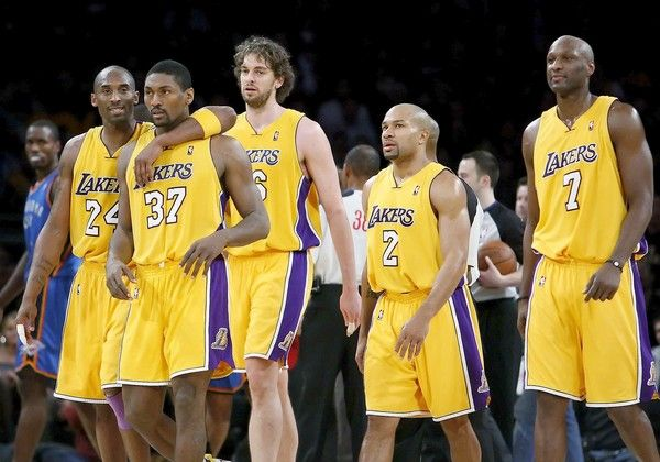 Los Angeles Lakers Why The Los Angeles Lakers Will Three Peat Los Angeles Lakers La Lakers Lakers