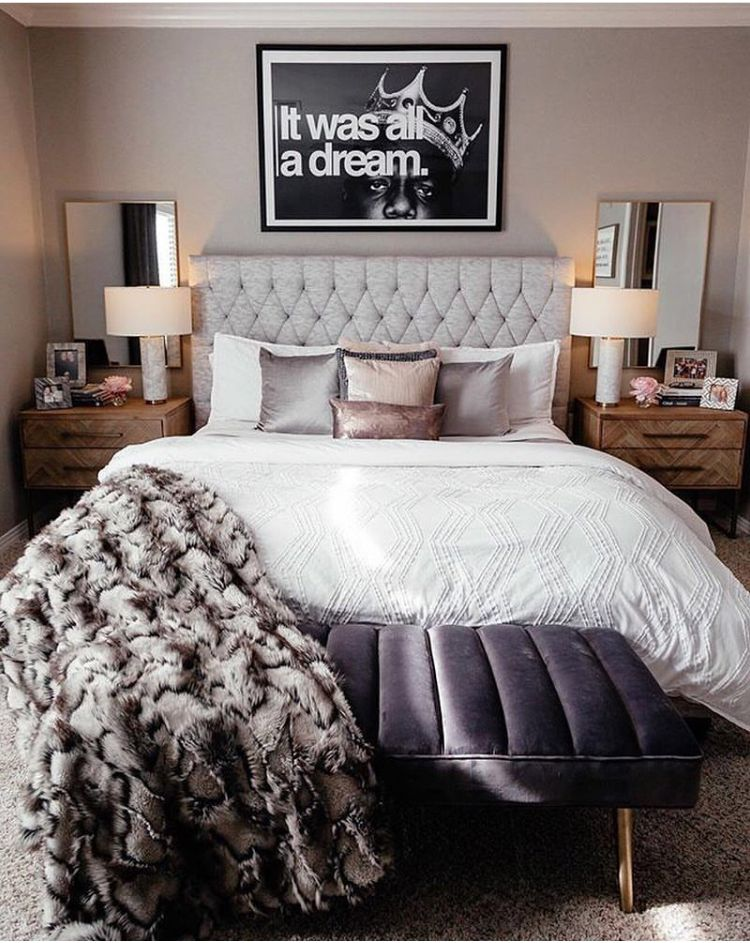 Gray Tufted Headboard Upholstered Headboards Bedroom Tufted Headboard Bedroom Decor Gray Tufted Headboard