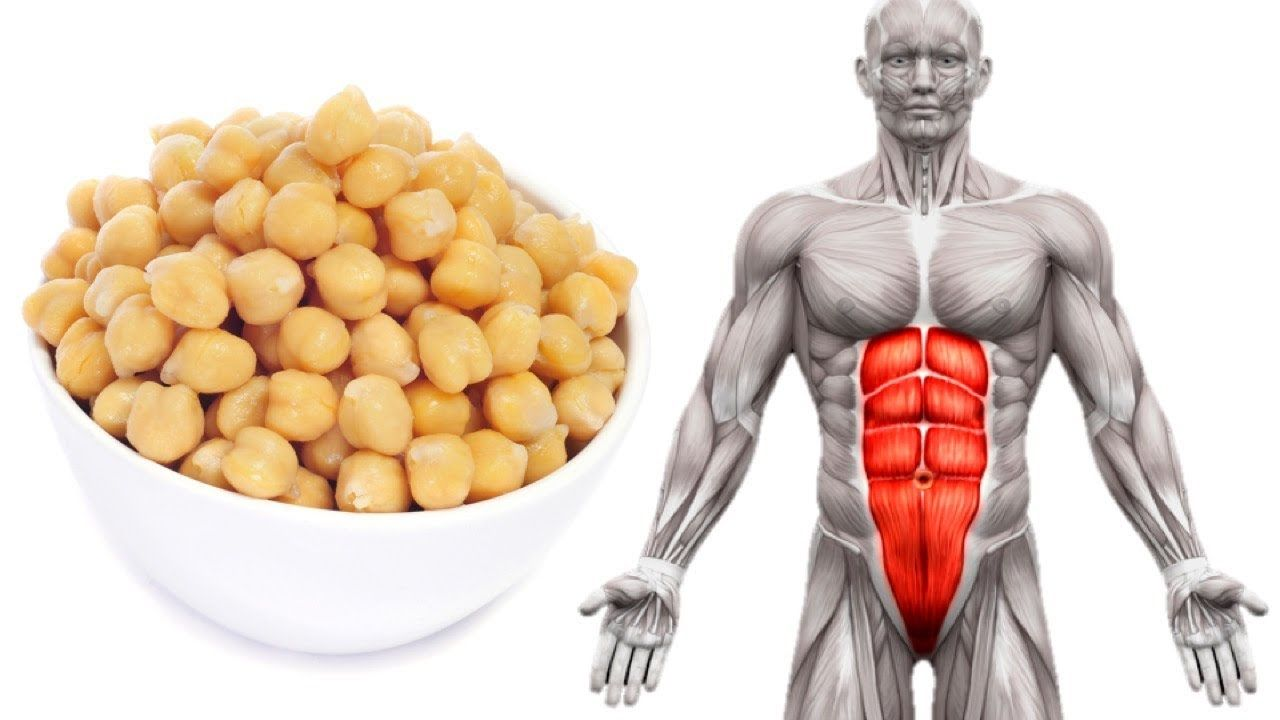 Just 1 cup of chickpeas and youll be surprised with what
