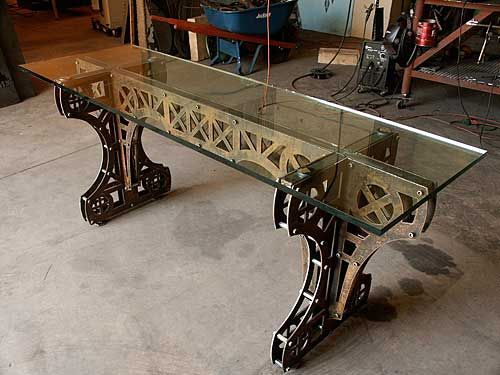 Steel Truss And Beam Tables By Brandner Design