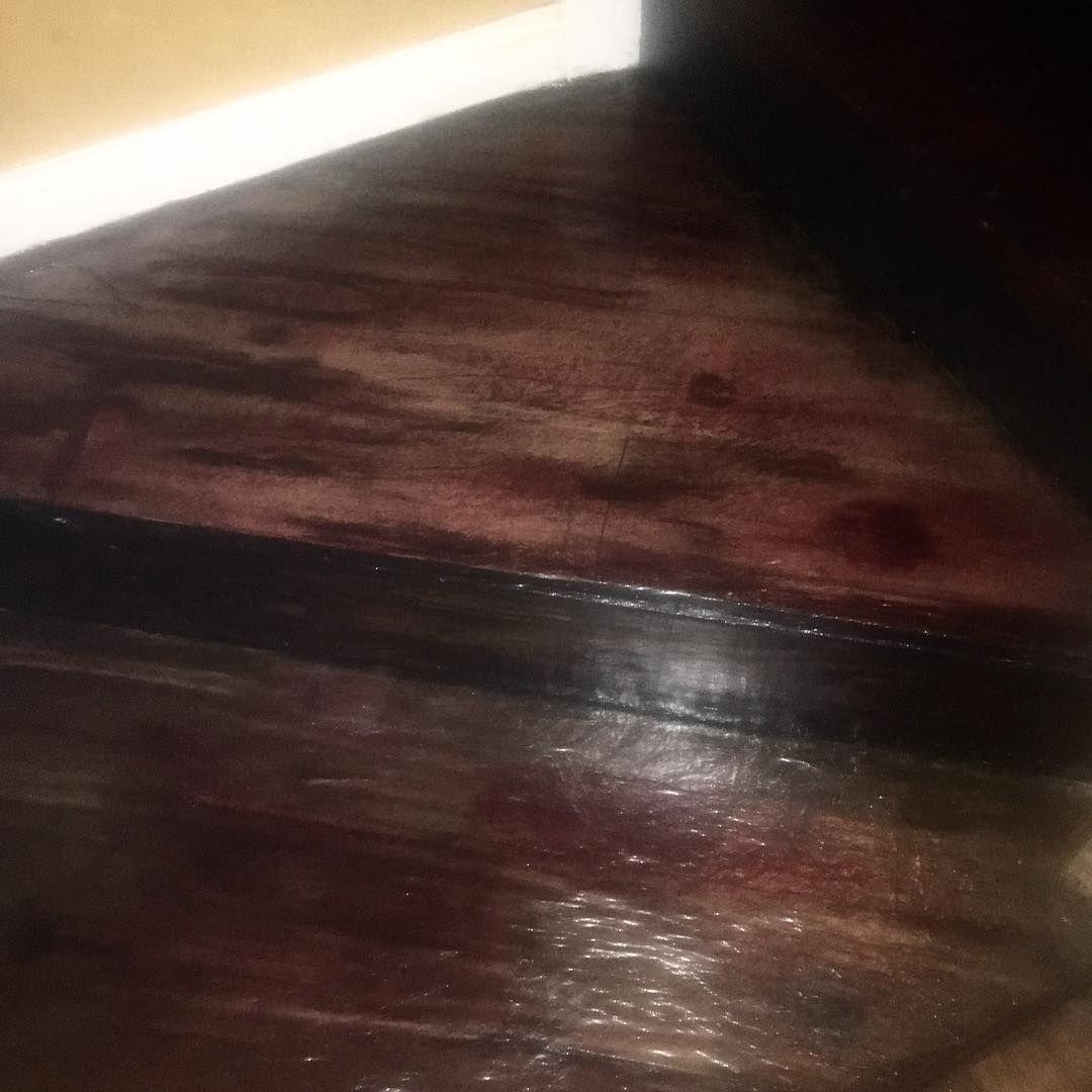 How To Make Beautiful Brown Paper Bag Floors Diy Flooring Paper Bag Flooring Flooring