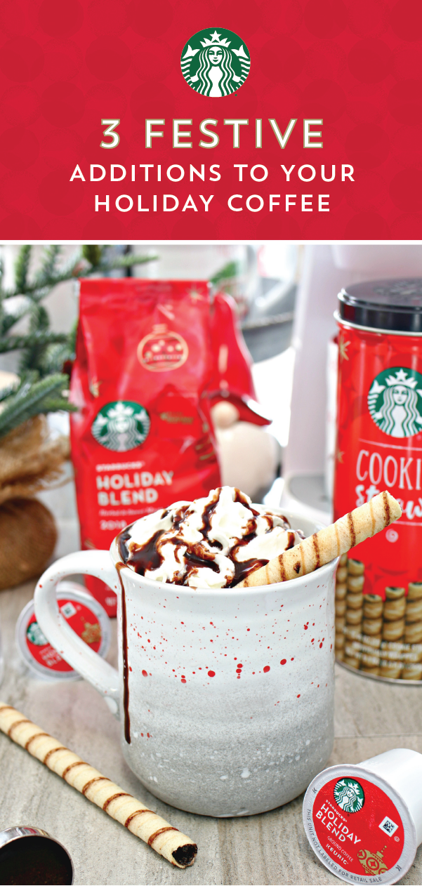 Stay warm at home and sip your favorite holiday drink