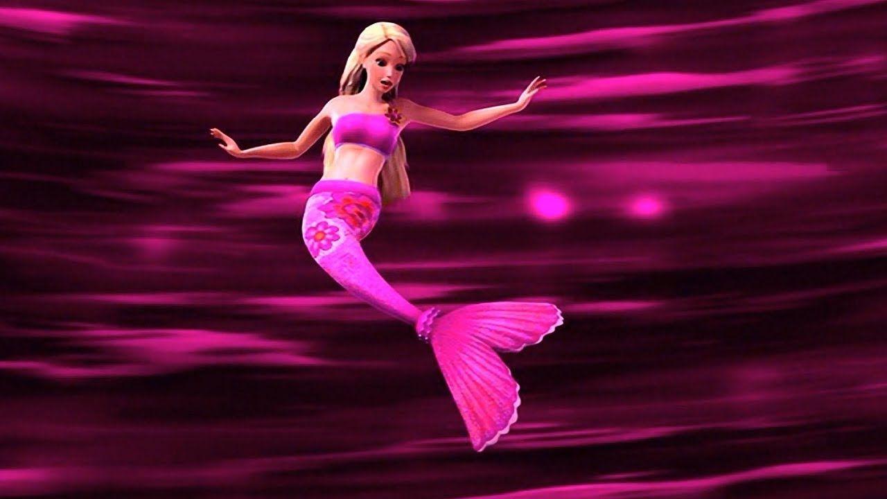 Barbie In A Mermaid Tale Merliah Turn Into A Real Mermaid With