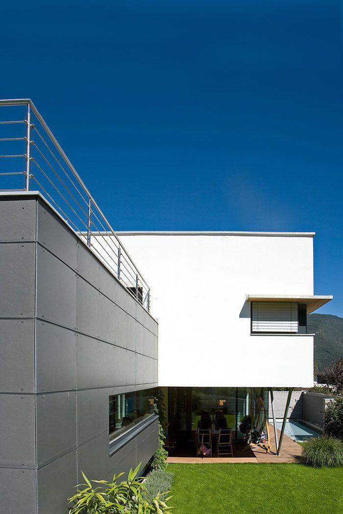 Melis + Melis   Architekt   Flaurling   Fassade