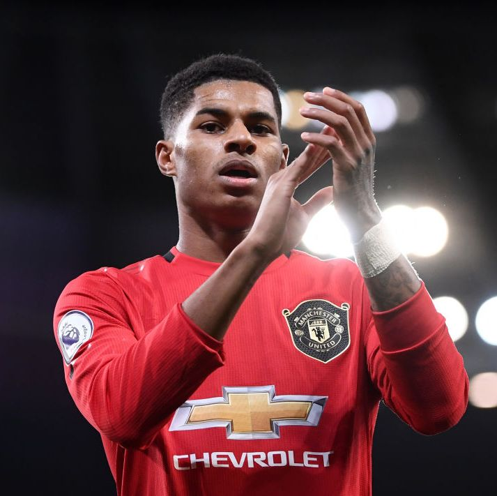 Why Footballer Marcus Rashford Is Our New Hero In 2020 Manchester United Team Marcus Rashford Manchester United