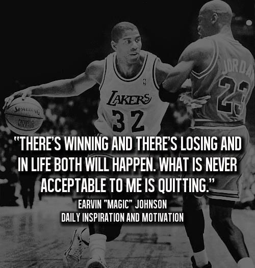 There S Winning And There S Losing And In Life Both Will Happen What Is Never Acceptable To Basketball Quotes Inspirational Great Sports Quotes Sports Quotes