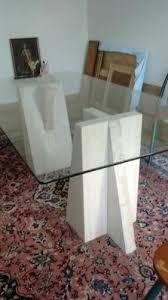 Resultado de imagen para bases de marmol para mesas de comedor en